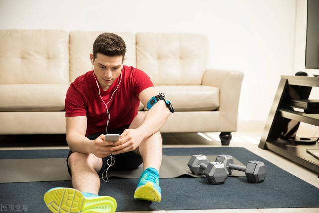 3种在家健身必备器材,实用更实惠,学徒党也有能力着手