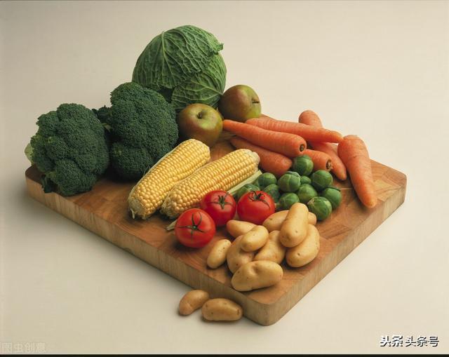 許多蔬菜都含有尼古丁
