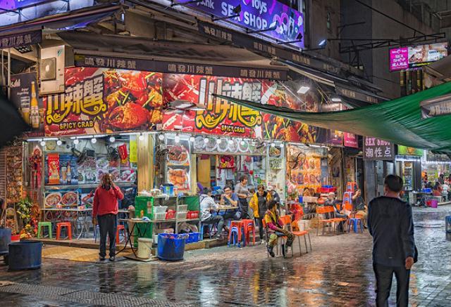 去香港不益看光游戏,尽量仔细四个细节,导游清淡都会再三叮嘱