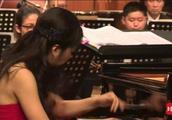 四川女孩孫麒麟榮獲第十三屆中國音樂金鍾獎鋼琴比賽冠軍