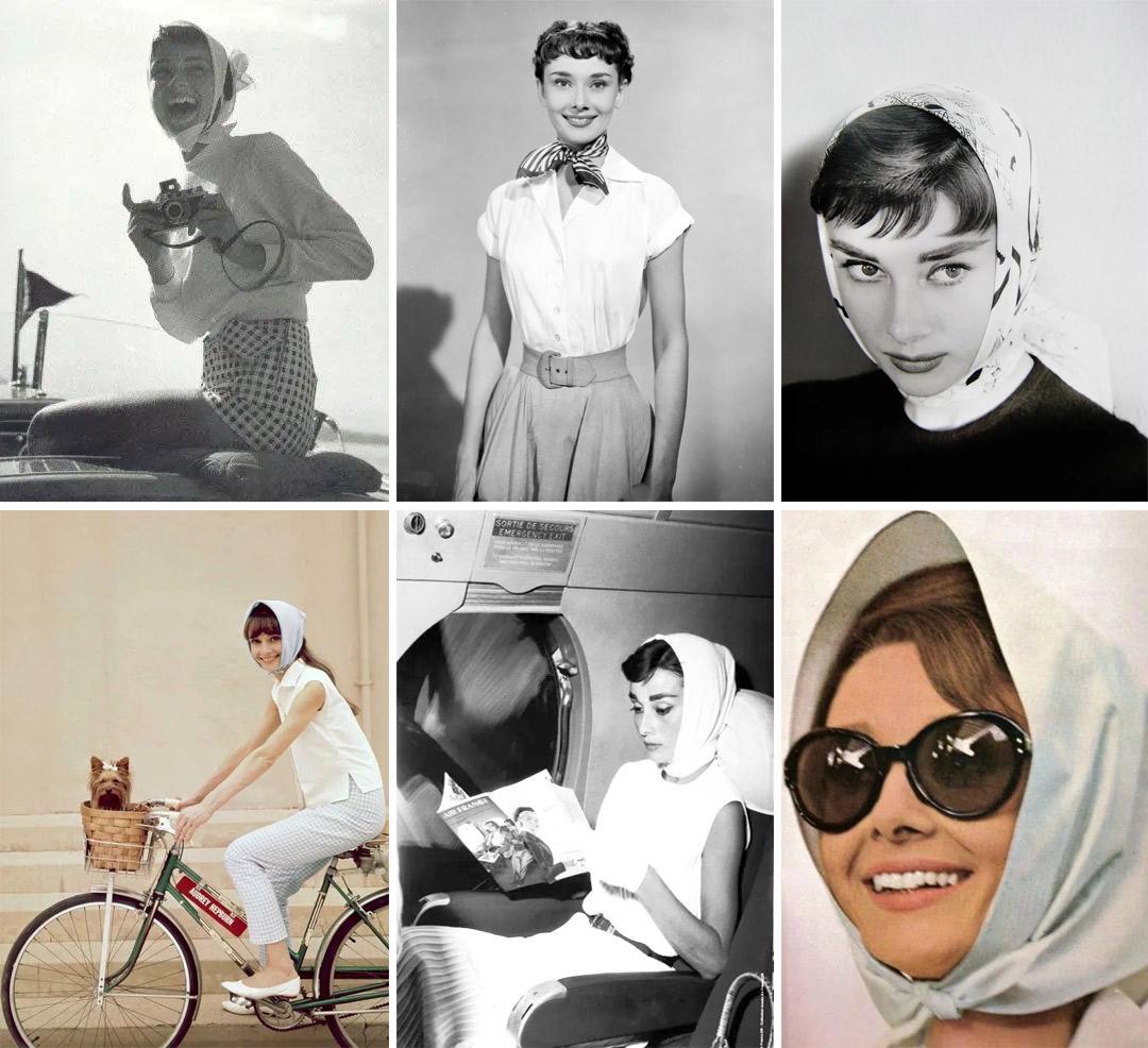 妈妈们最爱的丝巾,正在偷偷变酷
