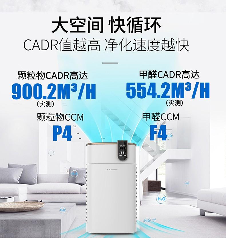 空气净化器十大排名,持续改善室内空气质量