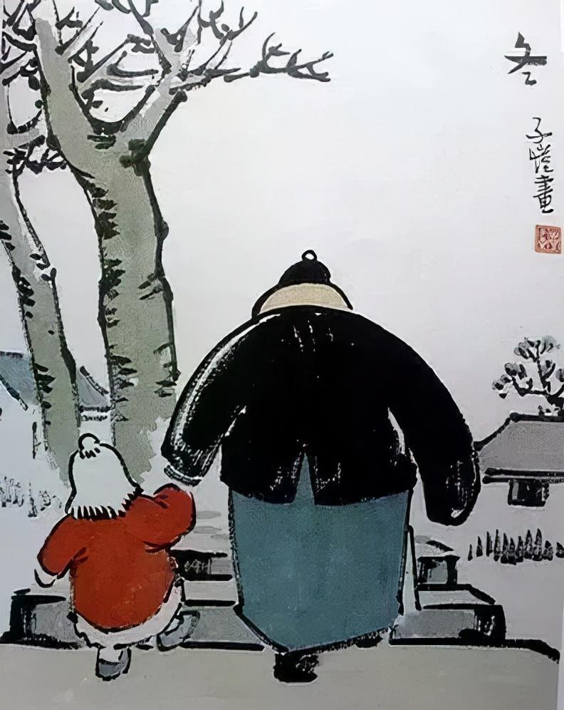 丰子恺的生活哲学:这个世界是有心人的