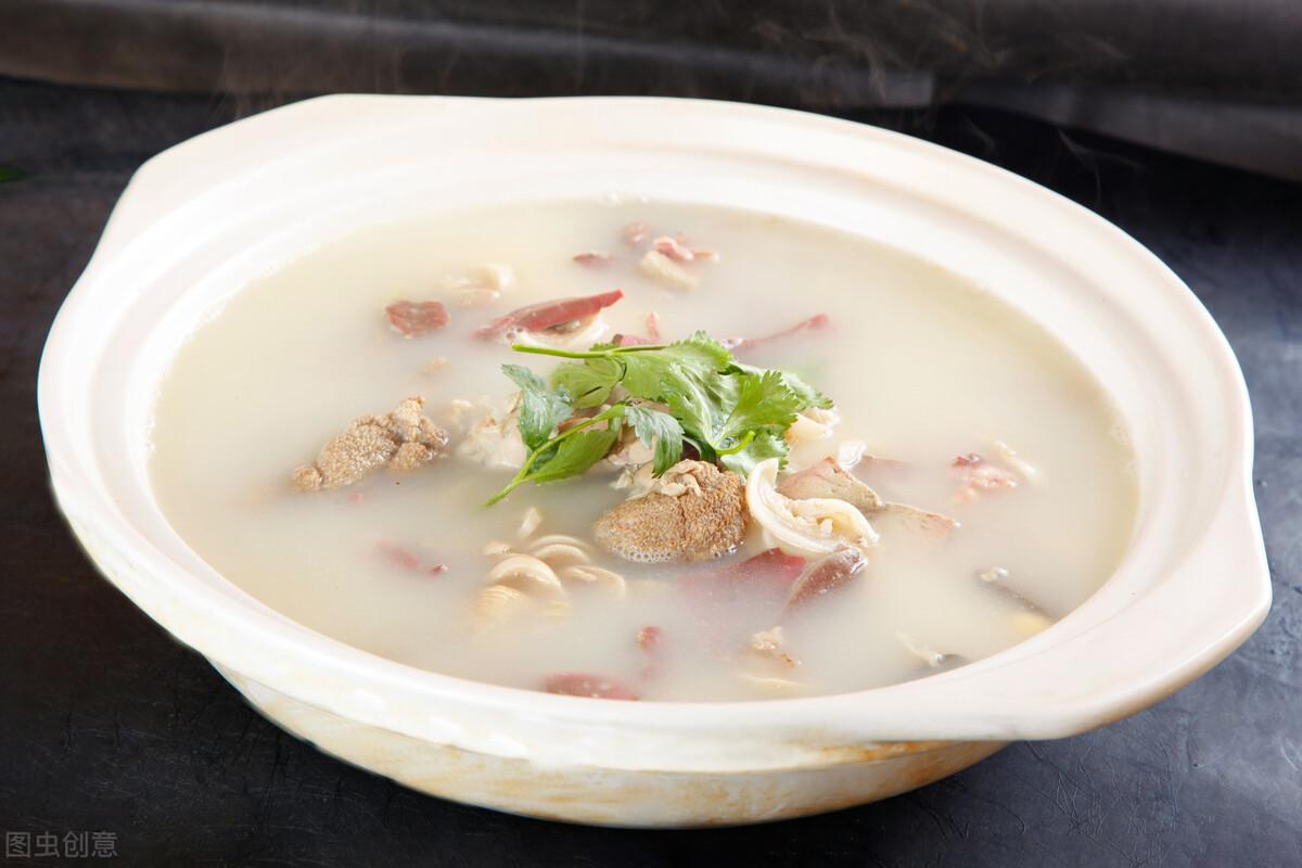 """炖羊肉汤,记住""""2不放""""的窍门,汤浓味鲜、营养好喝没膻味"""
