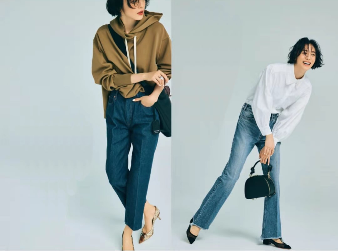 穿牛仔褲時,為什麼要按「骨架」挑選?鮮為人知的穿搭乾貨,好棒 形象穿搭 第7張