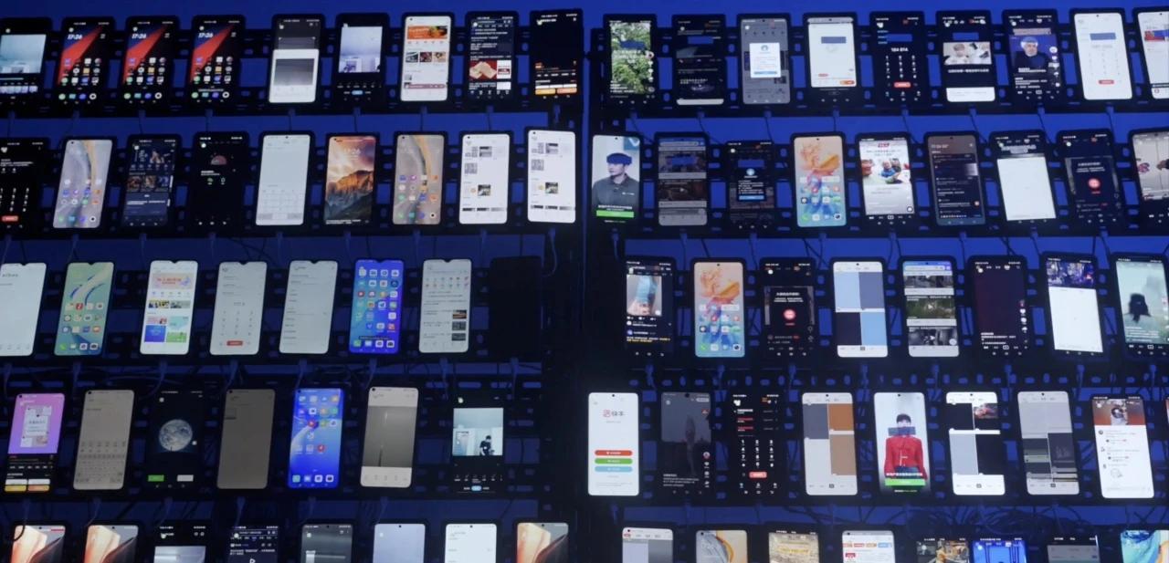 知道vivo手机为何比别的手机更耐用吗?因为它们都要经历暴力测试
