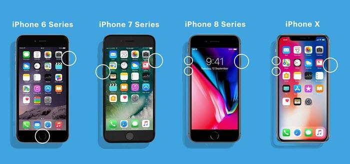 iPhone突然黑屏开不了机怎么办?3种解决方法分享