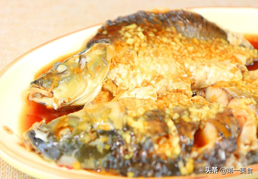 【西湖醋鱼】做法步骤图 不爱吃鱼的都能吃一条 鲜嫩如豆腐