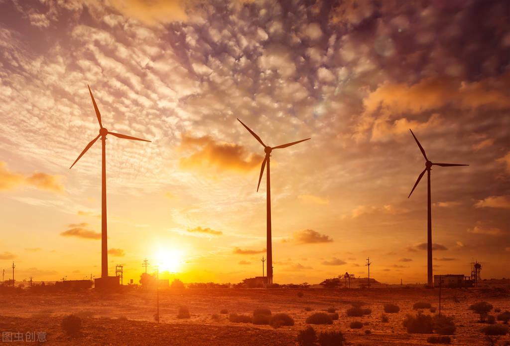 建设一台风力发电机组大概需要多少钱?