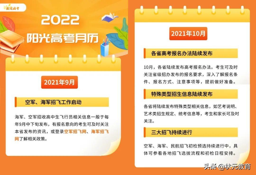 2022年高考报名即将开始●!这5件事必须提前准备否则可能无法报名