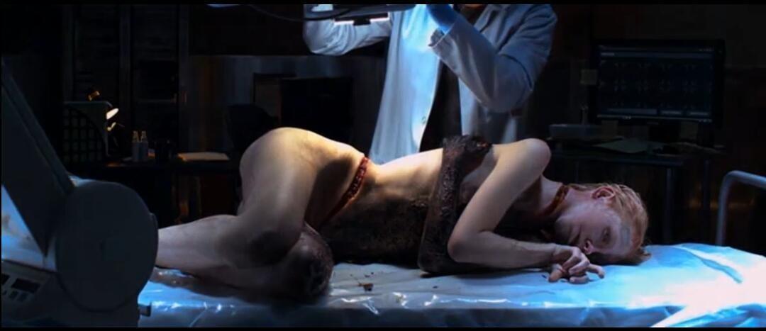 汉娜格蕾丝的着魔/恶灵尸控影片剧照6