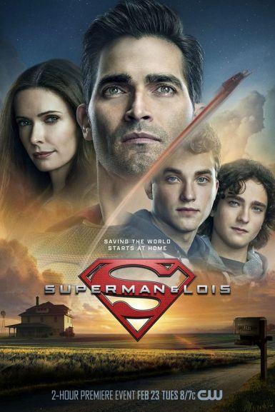 超人和露易丝 第一季