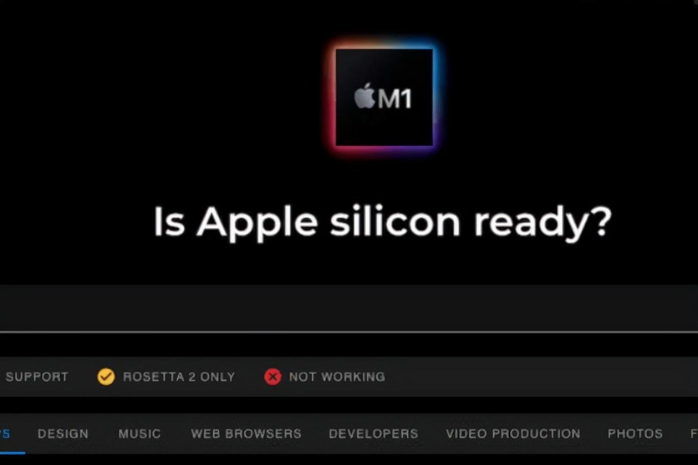 龙芯的希望:学苹果,通过指令转译,兼容windows、安卓生态