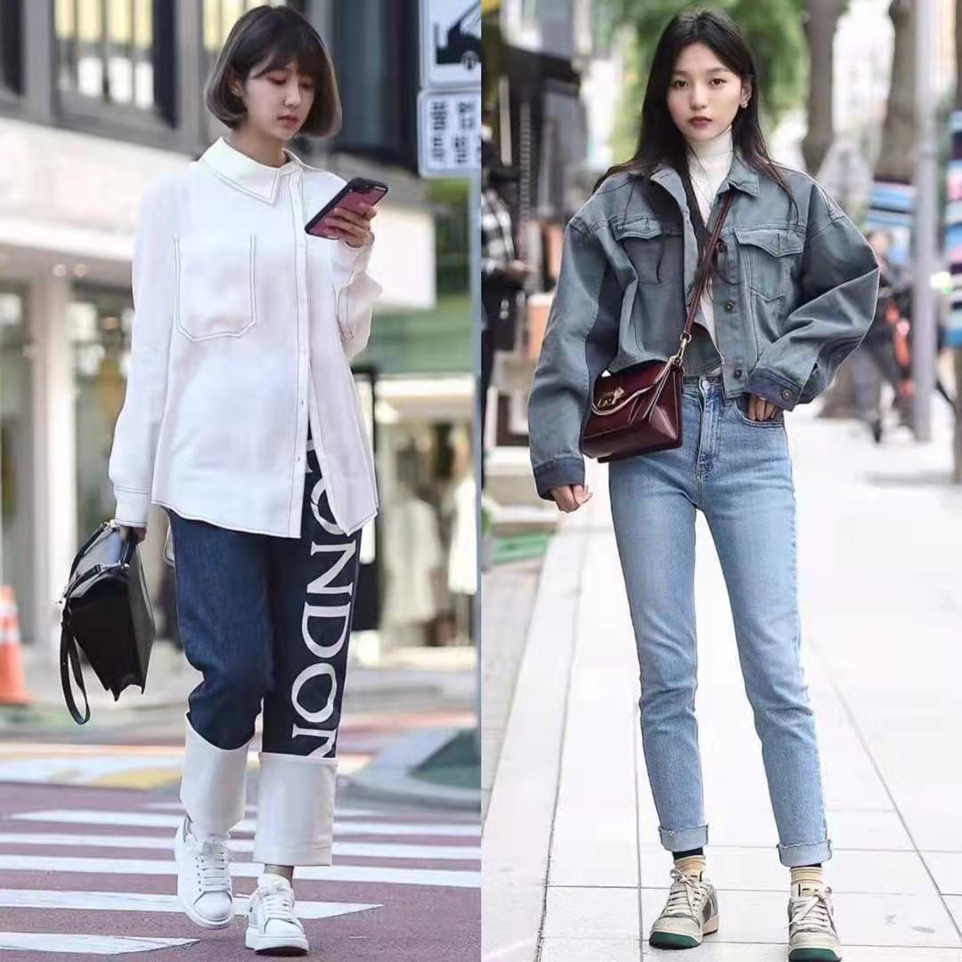還是韓國街拍最自然,一點也不辣眼睛!穿搭簡約時尚值得借鏡 形象穿搭 第8張