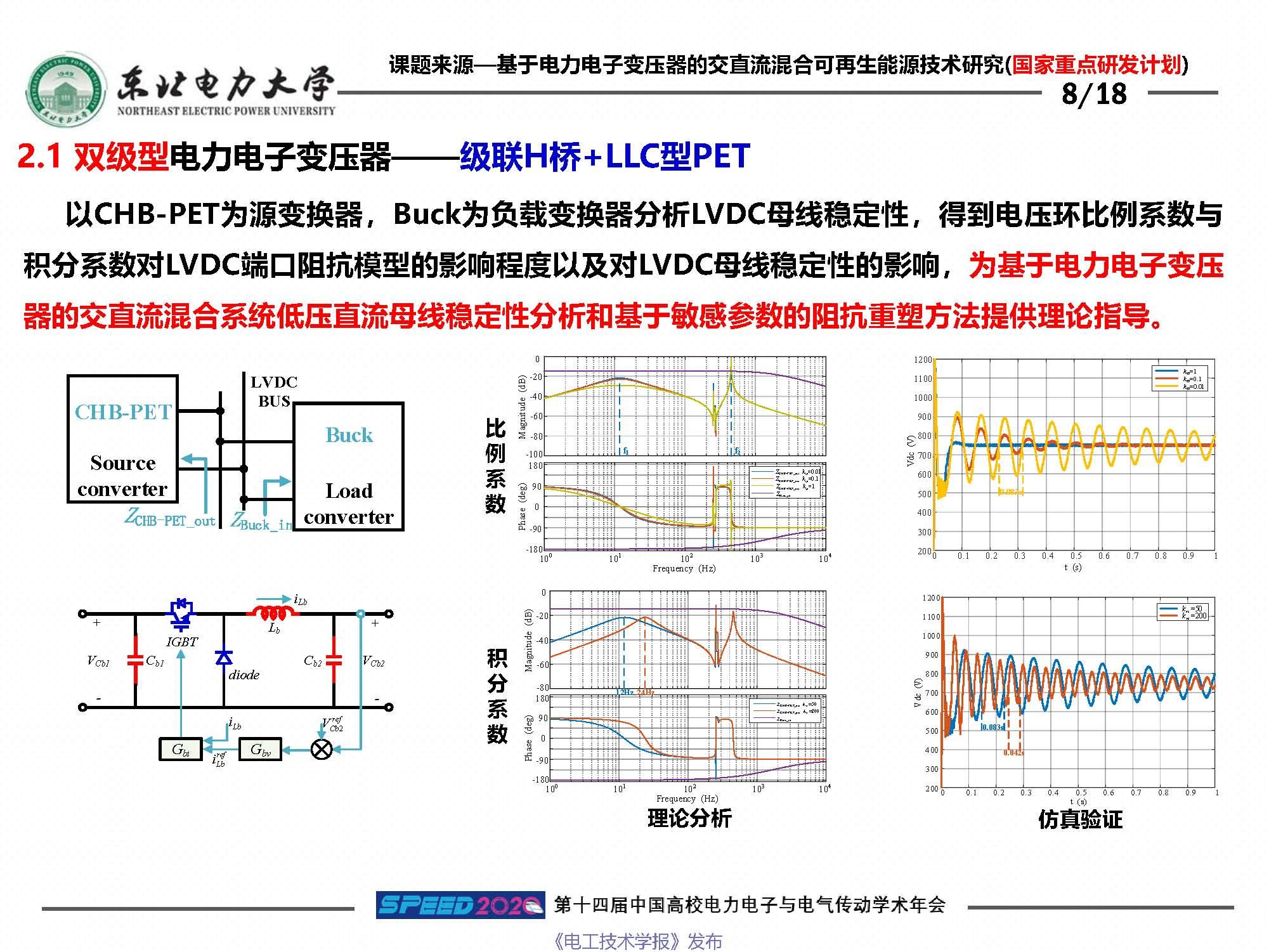 东北电力大学刘闯教授:柔性电网络及其关键装备技术研究与思考