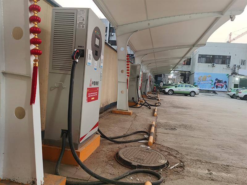 新能源汽车销量再创新高,汽车充电桩市场前景广阔