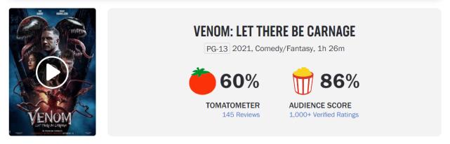 《毒液2》海外上映火爆,荷兰弟下场吃瓜被打脸,网友:早就有了