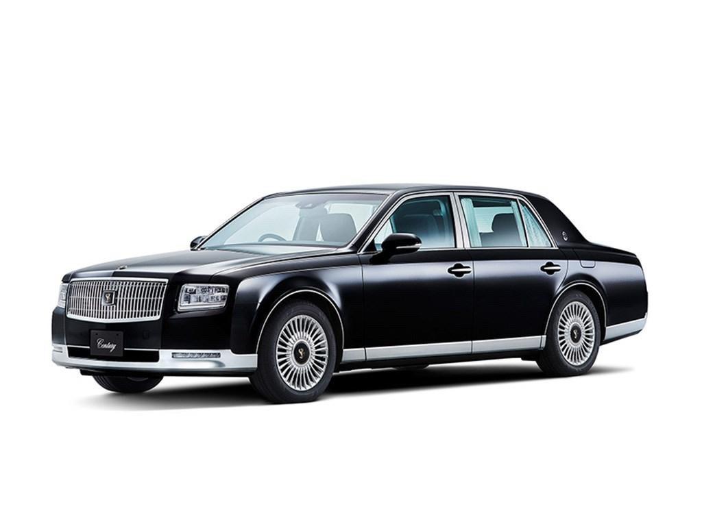 丰田推出埃尔法世纪版 满身金凤凰装饰