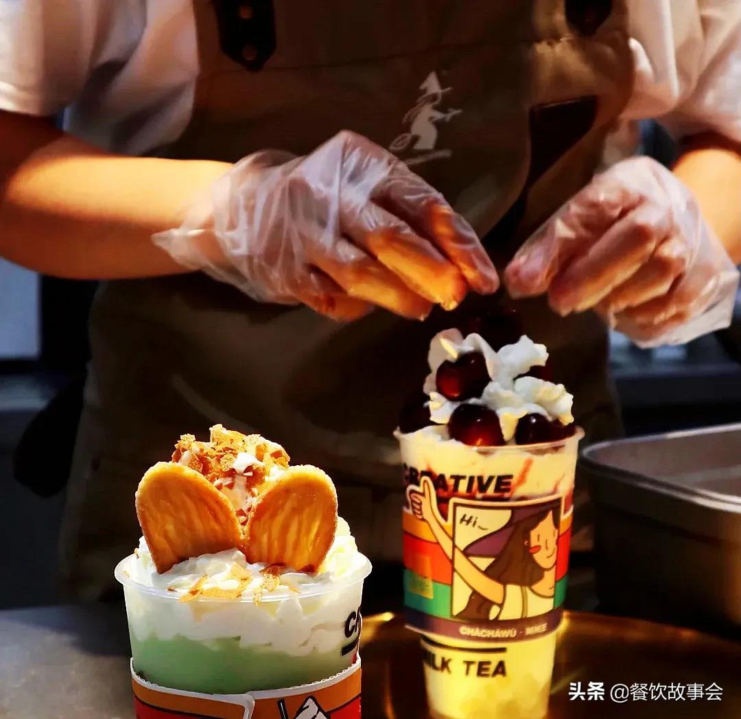 如何成功经营一家奶茶店?