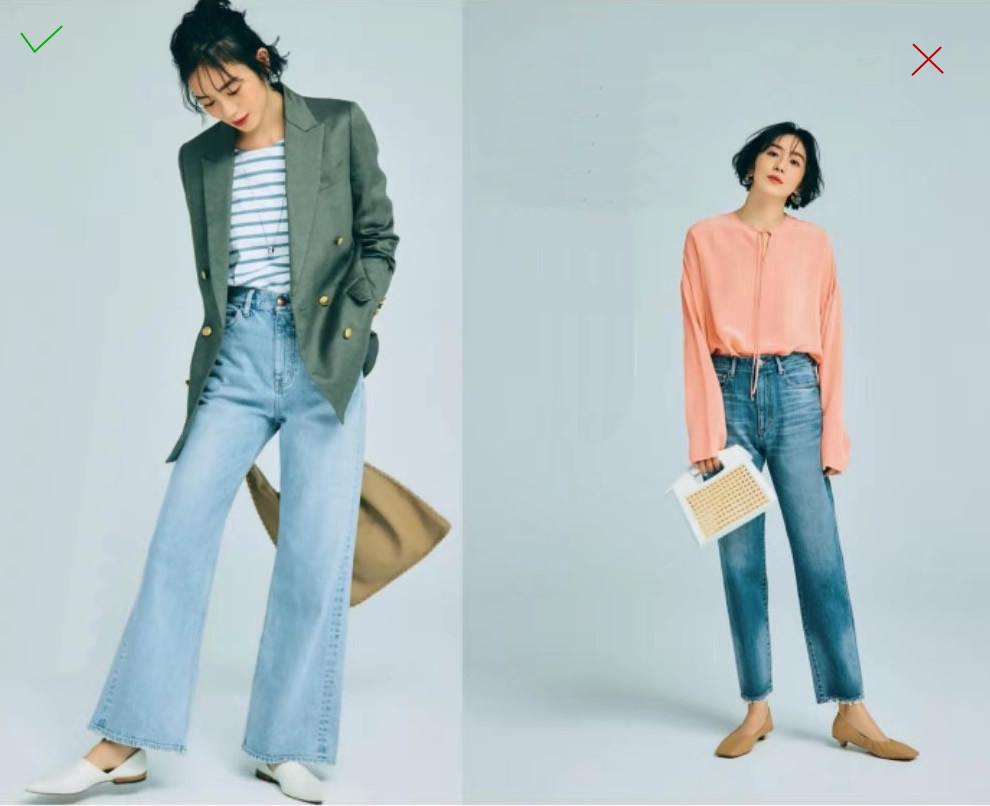 穿牛仔褲時,為什麼要按「骨架」挑選?鮮為人知的穿搭乾貨,好棒 形象穿搭 第8張
