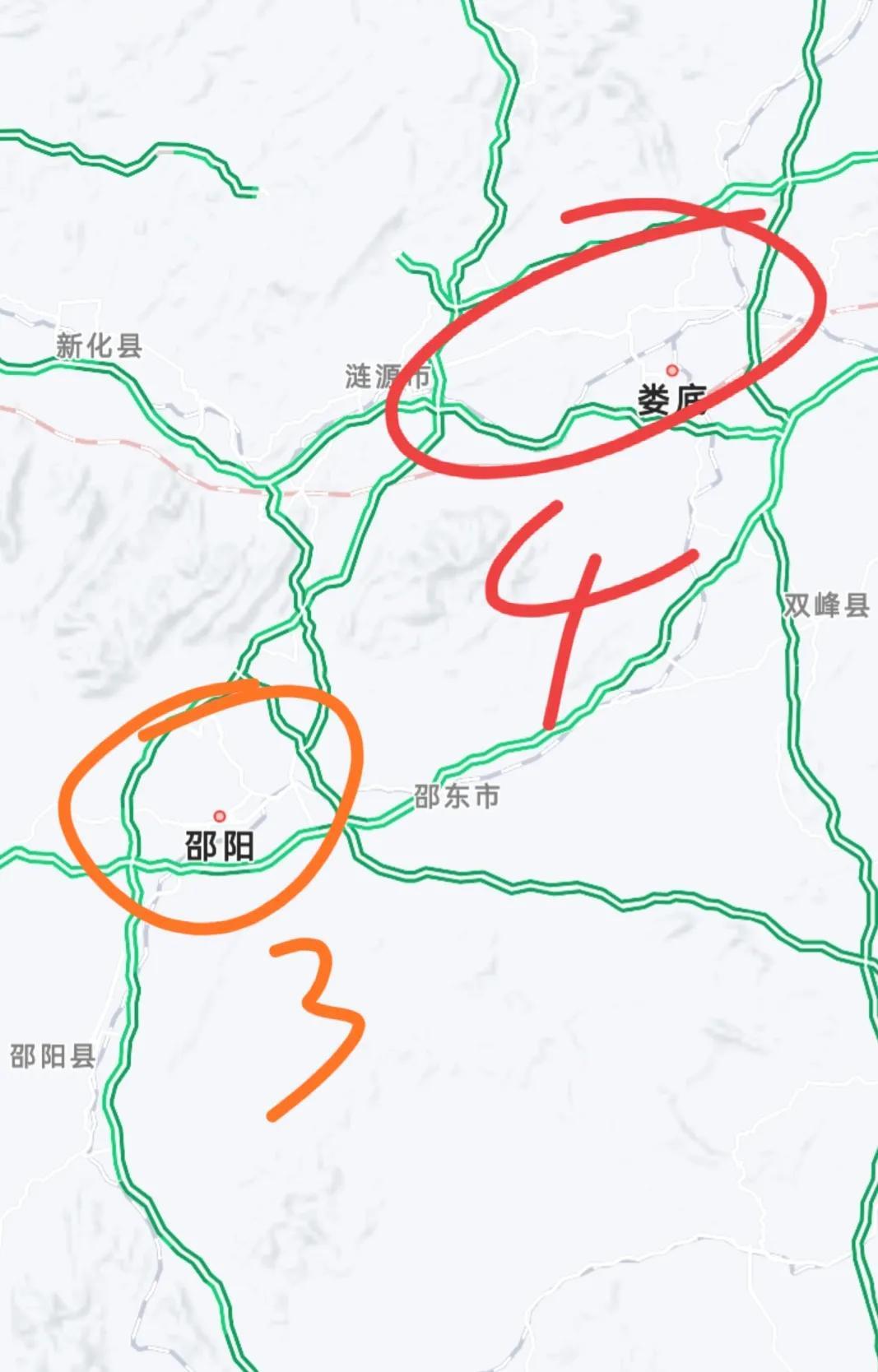 低调的湖南,有7个地级市有绕城高速,你所在的城市有没有