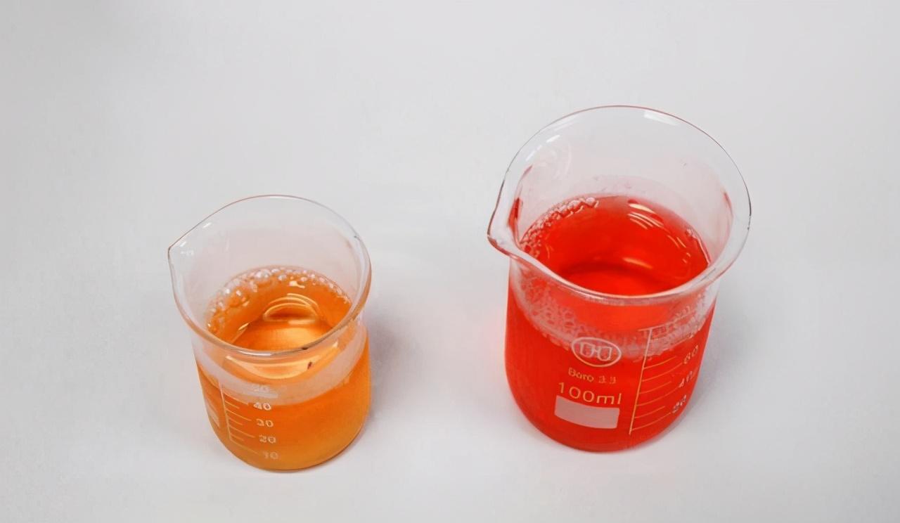 小便呈现橘红色 很可能是这些原因
