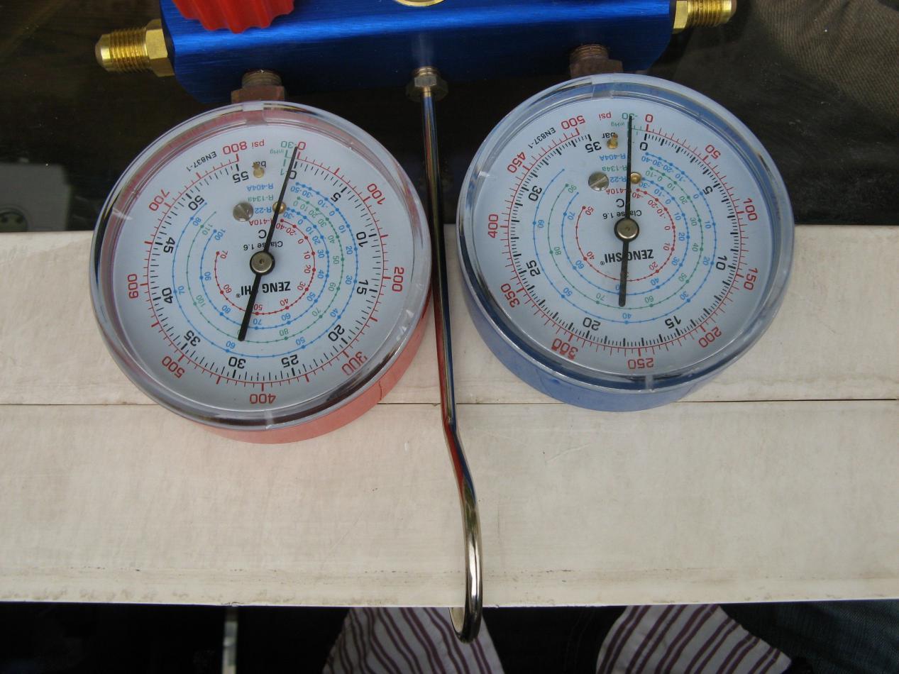 空调不制冷解决办法 空调缺不缺氟看一眼就明白