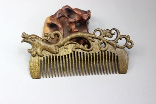 古代梳子:具有深层次寓意的实用生活用品