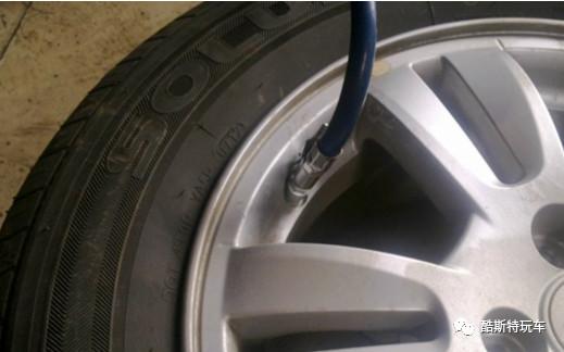 轮胎气门嘴该如何保养,多久更换?