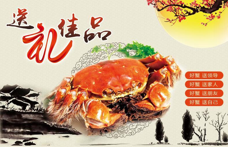 馋的你直流口水—中国大闸蟹七大品牌