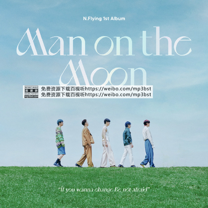 N.Flying - 《Man on the Moon》2021[iTunes Plus AAC M4A/MP3-320K]