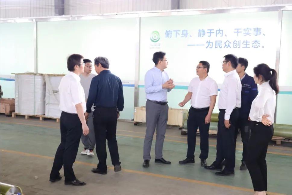 河南工程学院与沁润泽环保签署校企合作协议并授牌(图7)