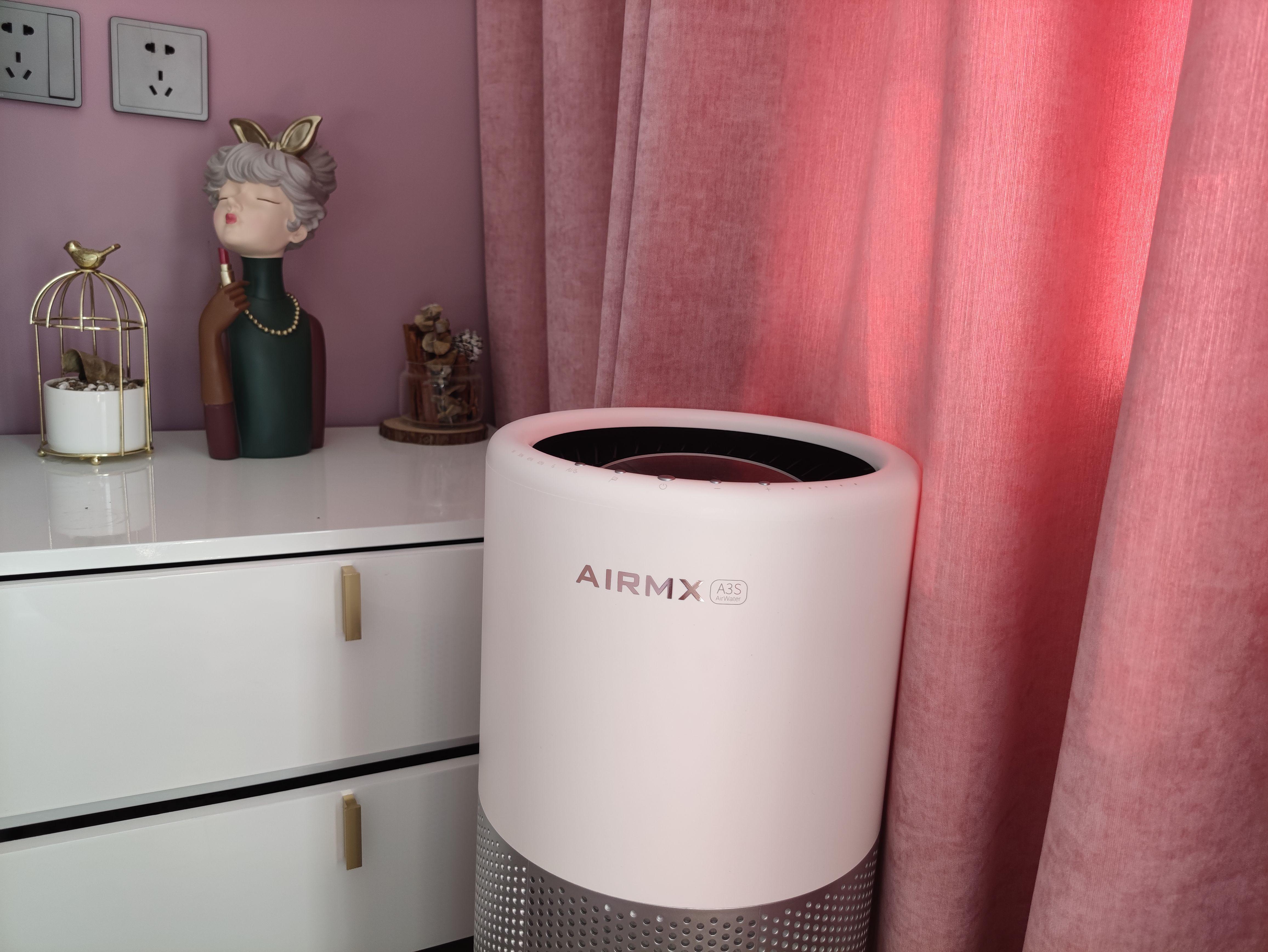 秒新AirWater A3S加湿器测评:科技创新让生活更舒适健康