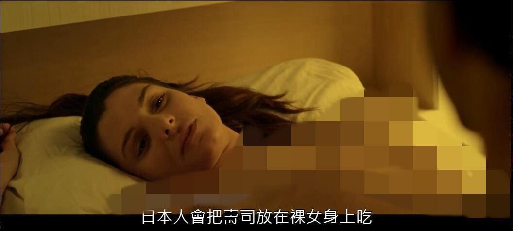 裸爱情人影片剧照3