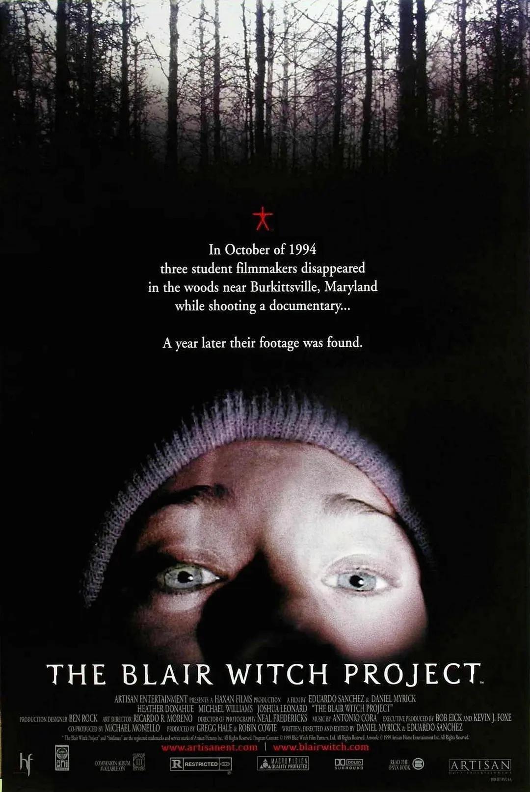 资深恐怖片选手必看8部电影!伪纪录片风格,身临其境的恐怖