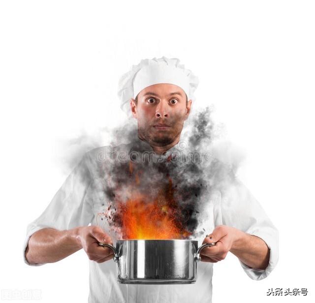生活小常识--怎样便捷的清除锅底烧焦产生的黑垢