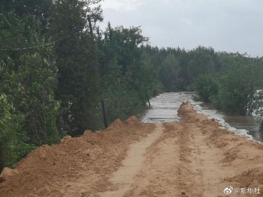 山西水灾受灾范围比河南更大 山西为何突然下暴雨?气象专家解读 山西暴雨最新情况