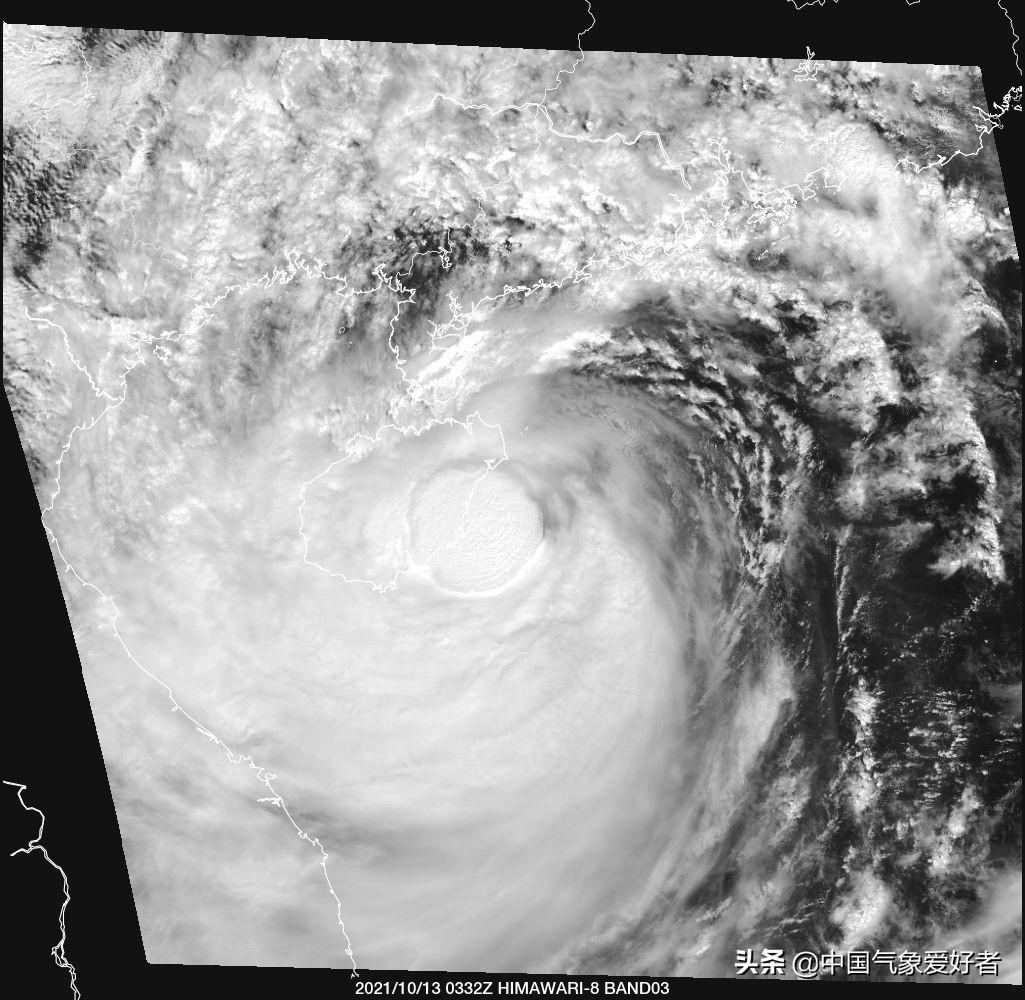 台风预警升级!海南的风到底有多大