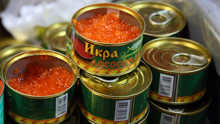 俄罗斯红鱼子酱价格将在一个半月内继续下跌