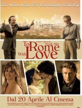 爱在罗马   电影海报