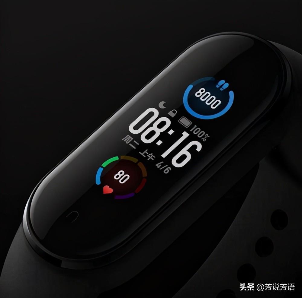 2021年(4月)有哪些智能手环值得购买?