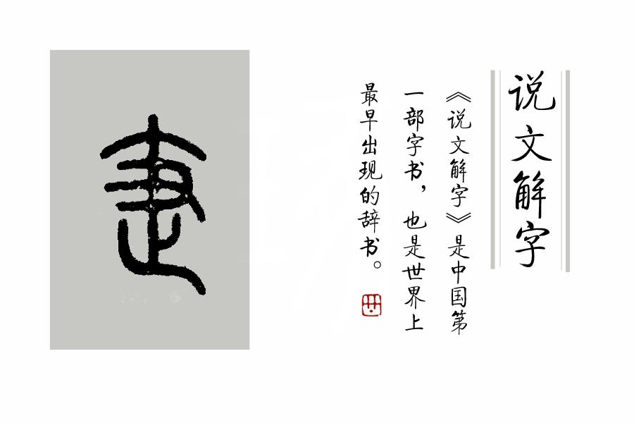 """《说文解字》第218课:""""会意字""""有什么明显的表述""""标志""""?"""