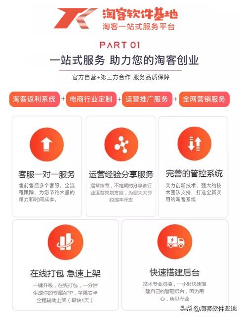 淘客cms网站建设(专业的淘客系统开发商)