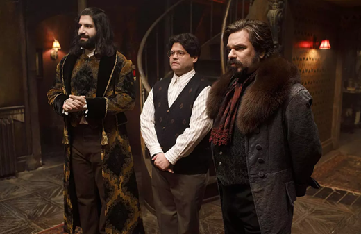吸血鬼生活 第一季 What We Do in the Shadows Season 1影片剧照3