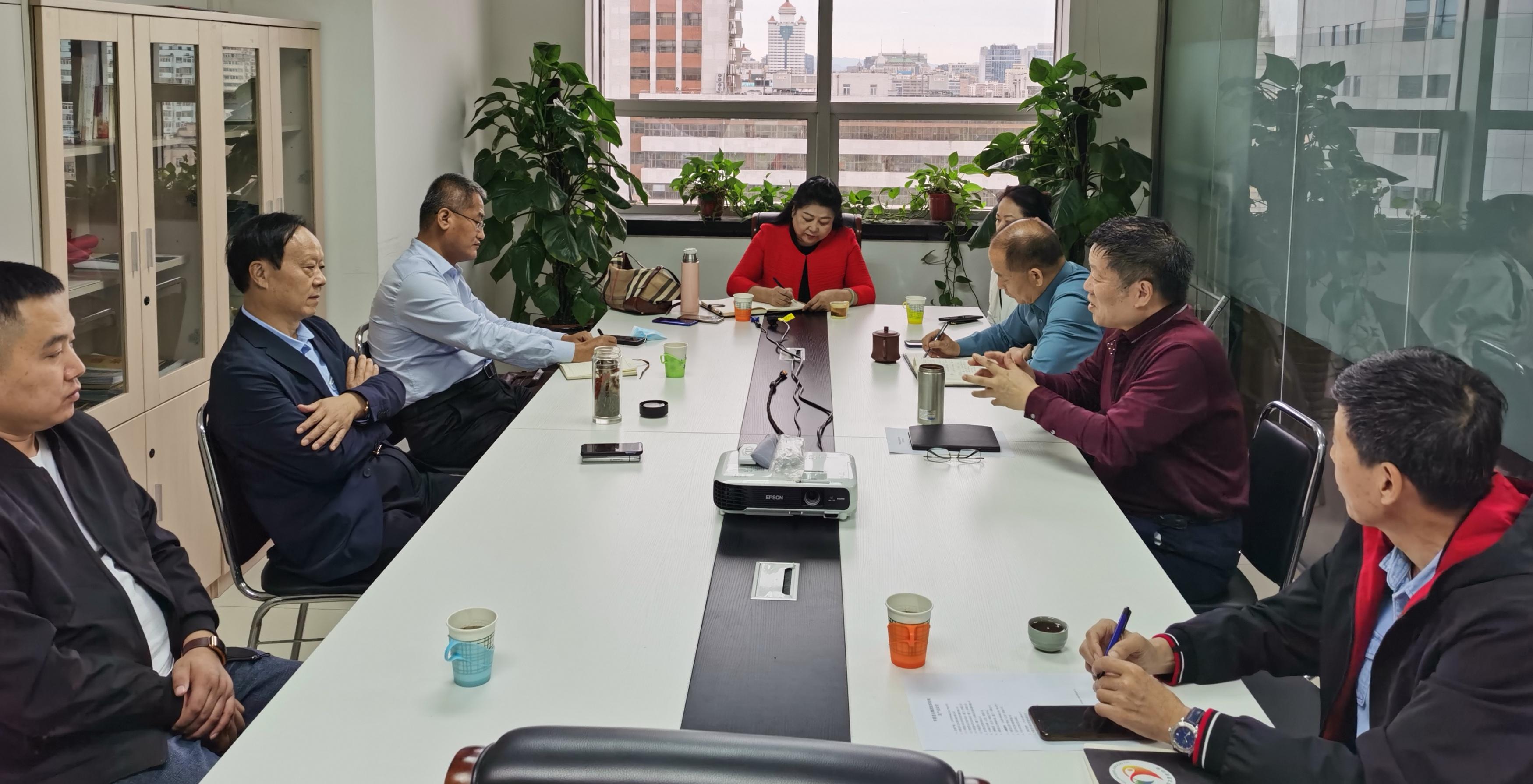 华夏老兵文化俱乐部和中太建设集团战略合作研讨会在京举办