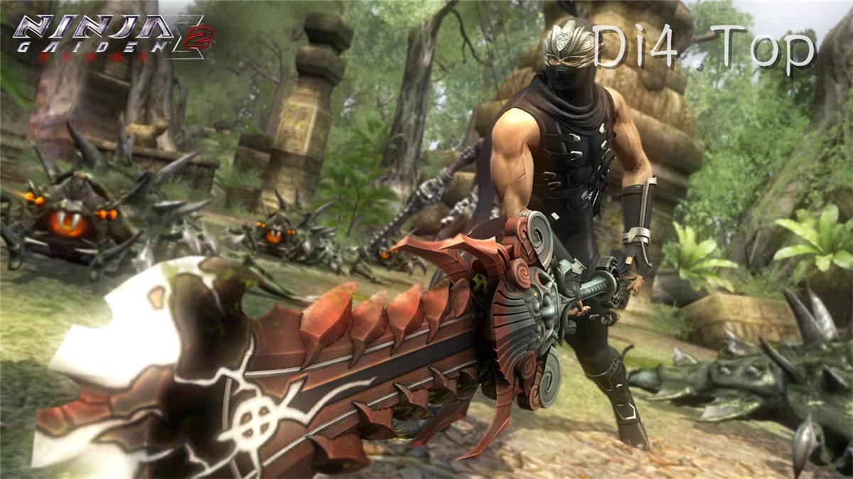 《忍者龙剑传 大师合集》是一款怎样的游戏? 附下载
