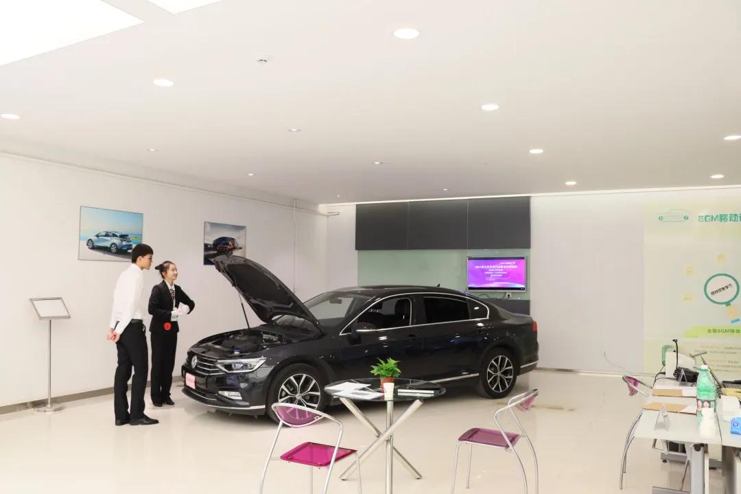2021年全国汽车流通行业职业技能竞赛在武汉交通职业学院举行