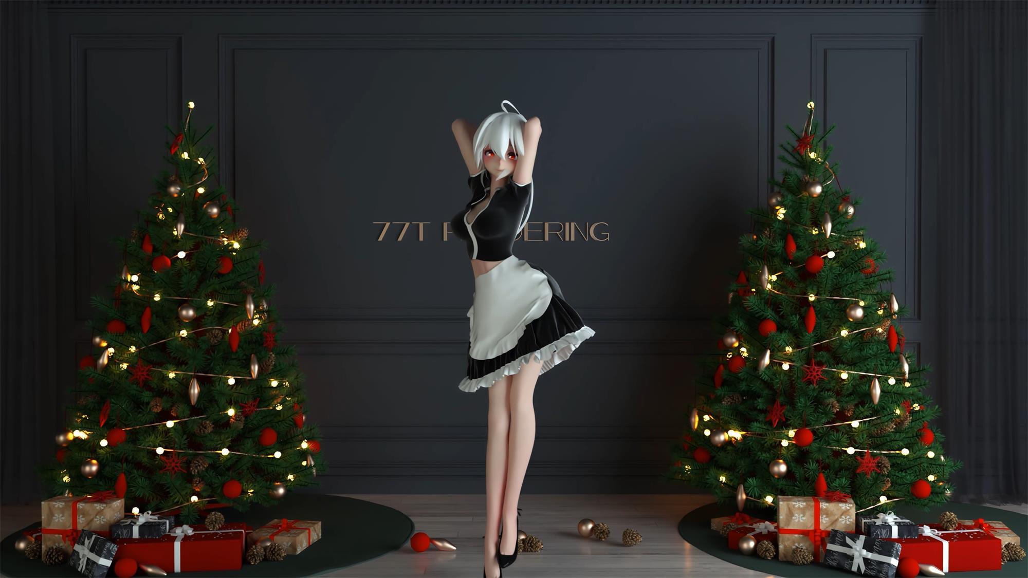 77TRendering画师原动态视频合集