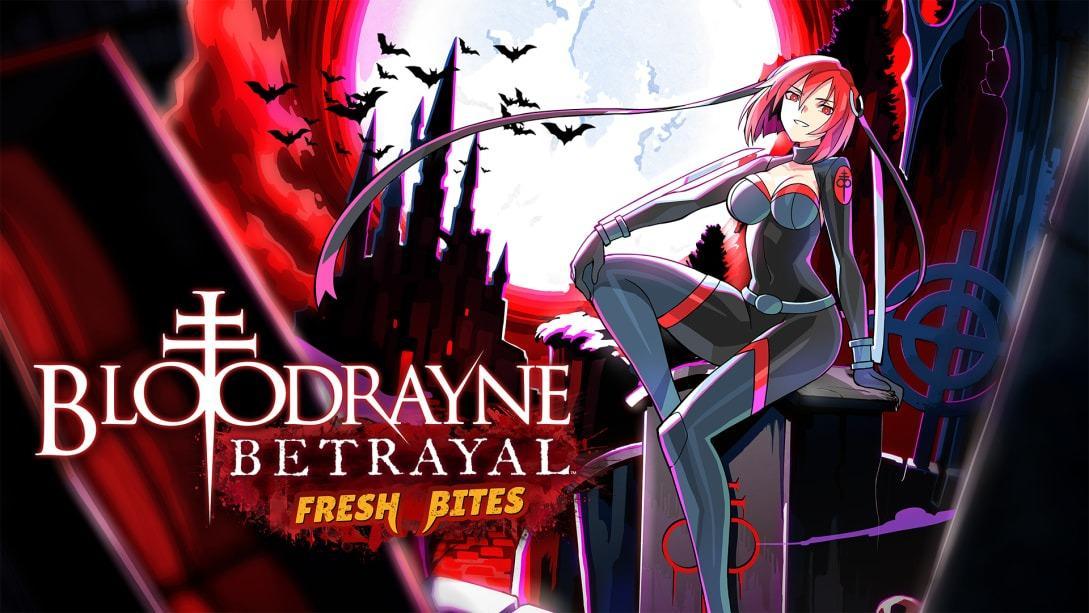 吸血鬼莱恩:背叛- 鲜食(BloodRayne Betrayal: Fresh Bites)插图6